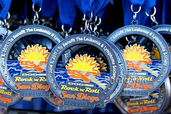 Rock n Roll San Diego Marathon in San Diego, California ...