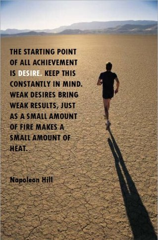 ... pushing the distance and speed? What (or who) inspires your running
