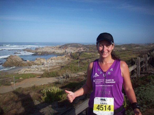 Big Sur Marathon Events