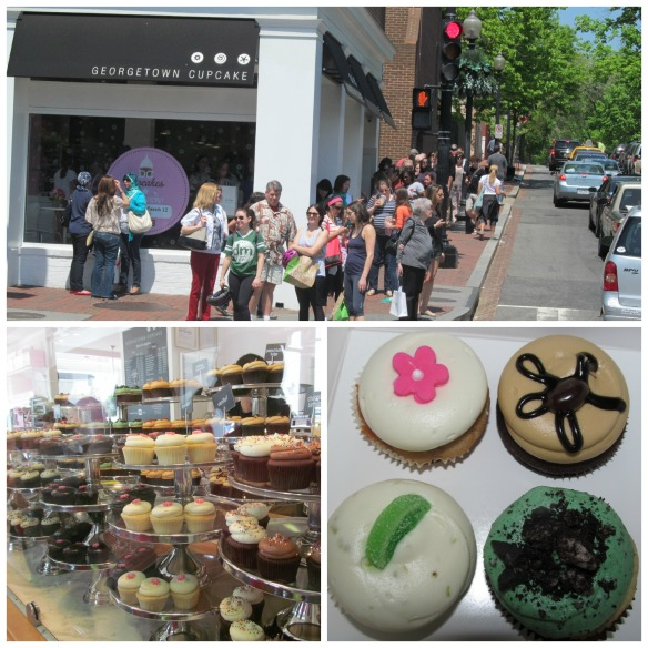 I Run For Cupcakes- especially when they're FAMOUS!